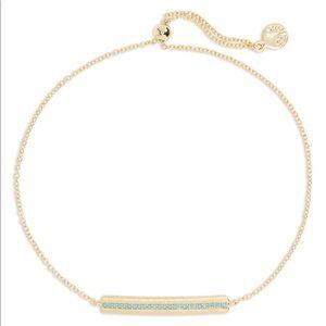 Gorjana Nia Shimmer Slider Bracelet